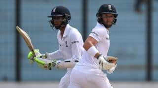Haseeb Hameed, Ben Duckett selected for MCC XI vs Middlesex