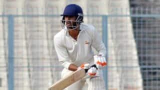 Ranji Trophy 2017-18, Round 5, Group D highlights: Vidarbha, Services fly high; Himachal Pradesh stumble on Day 1