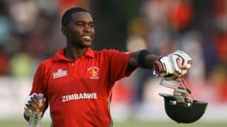 Zimbabwe Triangular Series 2014: Zimbabwe vs Australia, 3rd ODI at Harare