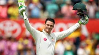 Peter Handscomb: Scoring a Test hundred is always going to feel amazing