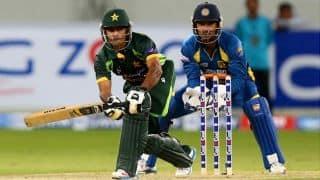 Pakistan vs Sri Lanka Asia Cup 2014 Match 1: Hafeez, Shehzad lead Pakistan's recovery