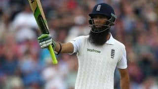 India vs England, 1st Test: Moeen Ali slams 9th fifty of his career
