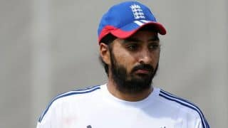Ashes 2013-14: Monty Panesar target of racial jibe from public announcer