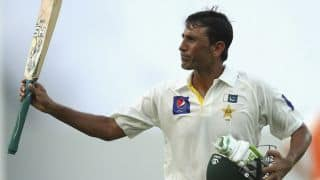 Younis Khan moves to seventh in ICC Test Batsman Rankings
