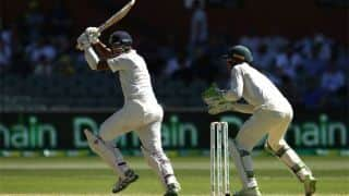 Gritty Pujara keeps India alive at Adelaide
