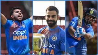 India complete fourth 3-0 clean sweep, West Indies suffer 58th T20I defeat