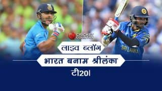 Live cricket score in Hindi, India vs Sri Lanka 2017 one-off T20I at Colombo
