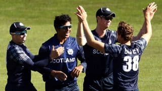 Scotland team in T20 World Cup 2016, Review: Played for pride; could have done better