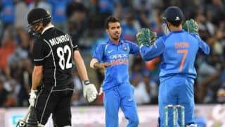 In Pics: India vs New Zealand, 2nd ODI