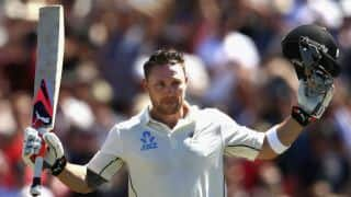 VIDEO: Brendon McCullum slams fastest Test ton against Australia in 2nd Test at Christchurch