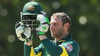 Video game changed in honour of Phillip Hughes