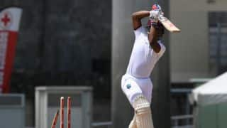 WI stutter to 73-4 at lunch on Day 5, 3rd Test vs PAK