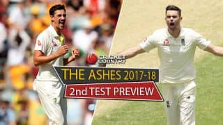 Australia, England speed up for the pink Test
