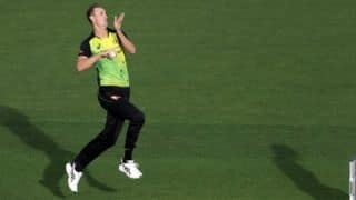 IPL 2018: SRH's Billy Stanlake ruled out due to finger injury
