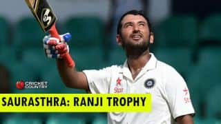Ranji Trophy 2015-16: Saurashtra squad and team preview