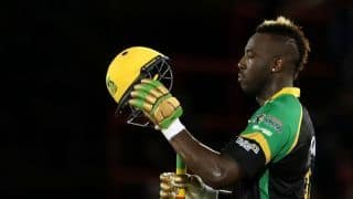 'The most destructive player in the world' – Twitter reactions to Andre Russell's CPL heroics