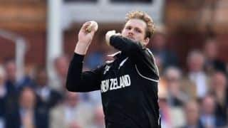 Lockie Ferguson ruled out of Sri Lanka T20Is with a thumb fracture
