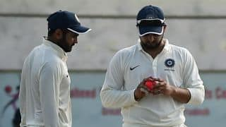 Duleep Trophy Live Updates of first pink cricket ball match in India