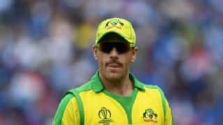 Cricket World Cup 2019: India outplayed us, admits Aaron Finch after Australia's 36-run defeat