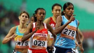 Asian Games 2014: Indian runner Tintu Luka wins silver in women's 800
