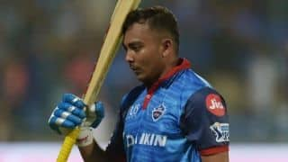 Embarrassing that Prithvi Shaw was playing in the IPL during his period of ineligibility: BCCI official