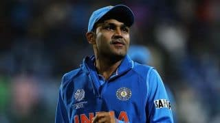 Virender Sehwag included in NADA's Anti-Doping appeal panel