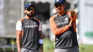 Ravi Shastri has a plan for Virat Kohli at the ICC World Cup 2019