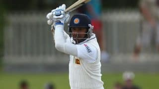 Kumar Sangakkara breaks record for most centuries by Sri Lankan