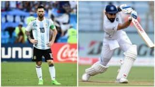 Ramiz Raja Compares Virat Kohli's ICC Major Title Drought With Lionel Messi