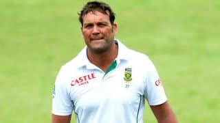 Jacques Kallis turns emotional on last day of Test career