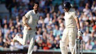 ओवल टेस्ट: इशांत-बुमराह ने कराई टीम इंडिया की वापसी