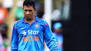 MS Dhoni unhappy with Shikhar Dhawan, Rohit Sharma for not providing launchpad for middle order