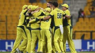 Highlights: Pakistan vs Australia 3rd ODI