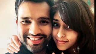 When Rohit Sharma went shopping with Ritika Sajdeh