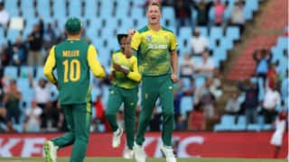 ICC Cricket World Cup 2019, Sri Lanka vs South Africa: Dwaine Pretorius, Chris Morris restricts Sri Lanka to 203 runs