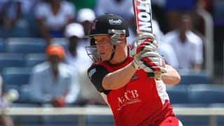O' Brien's century takes Red Steel to nine-wicket win