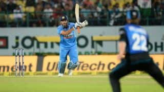 India vs New Zealand: MS Dhoni praises bowlers after superb show in 1st ODI