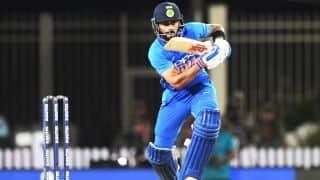 Virat Kohli surpasses Rahul Dravid to become India's third-highest ODI run-getter