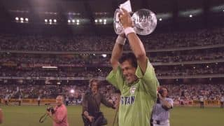 World Cup 1992 final: Imran Khan's Pakistan on top Down Under