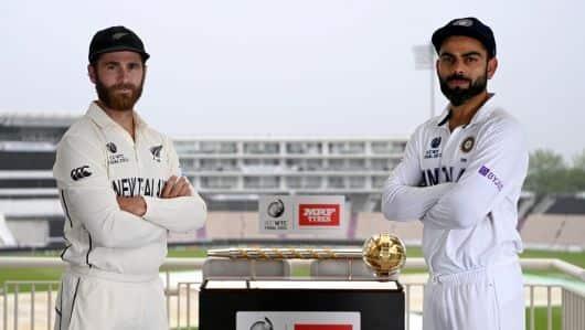 WTC Final, Day 2: India vs New Zealand Live Cricket Score