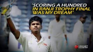 Shreyas Iyer: I should be selected in the Indian team now