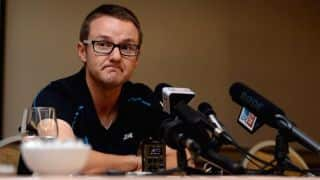 Mike Hesson says Brendon McCullum's heroic effort was special moment for New Zealand