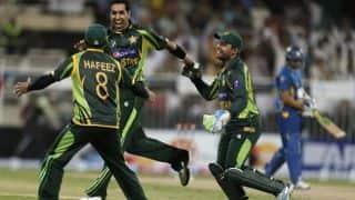 Pakistan vs Sri Lanka, 3rd ODI at Sharjah
