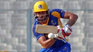 Vijay Hazare Trophy 2015-16: Manoj Tiwary, Shreevats Goswami lead Bengal to 6-wicket win over Goa