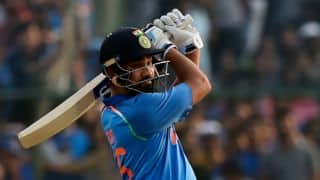Rohit Sharma: Happy that the work I did on my batting came out pretty well