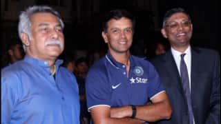 PHOTOS: Indian team, Rahul Dravid visit High Commission of India in Dhaka before ICC Under-19 World Cup final