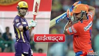 आईपीएल-10, हाईलाइट्स: रैना की बेहतरीन पारी की बदौलत गुजरात 4 विकेट से जीता