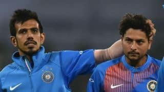 Dhoni, Kohli back spinners: Kuldeep