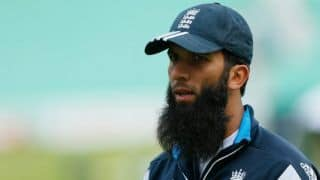 Cricket Australia closes investigation into Moeen Ali racial slur claim after lack of further evidence