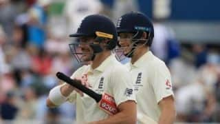 Ashes 2019: Rory Burns, Joe Root take England to 71/1 at lunch on Day 2